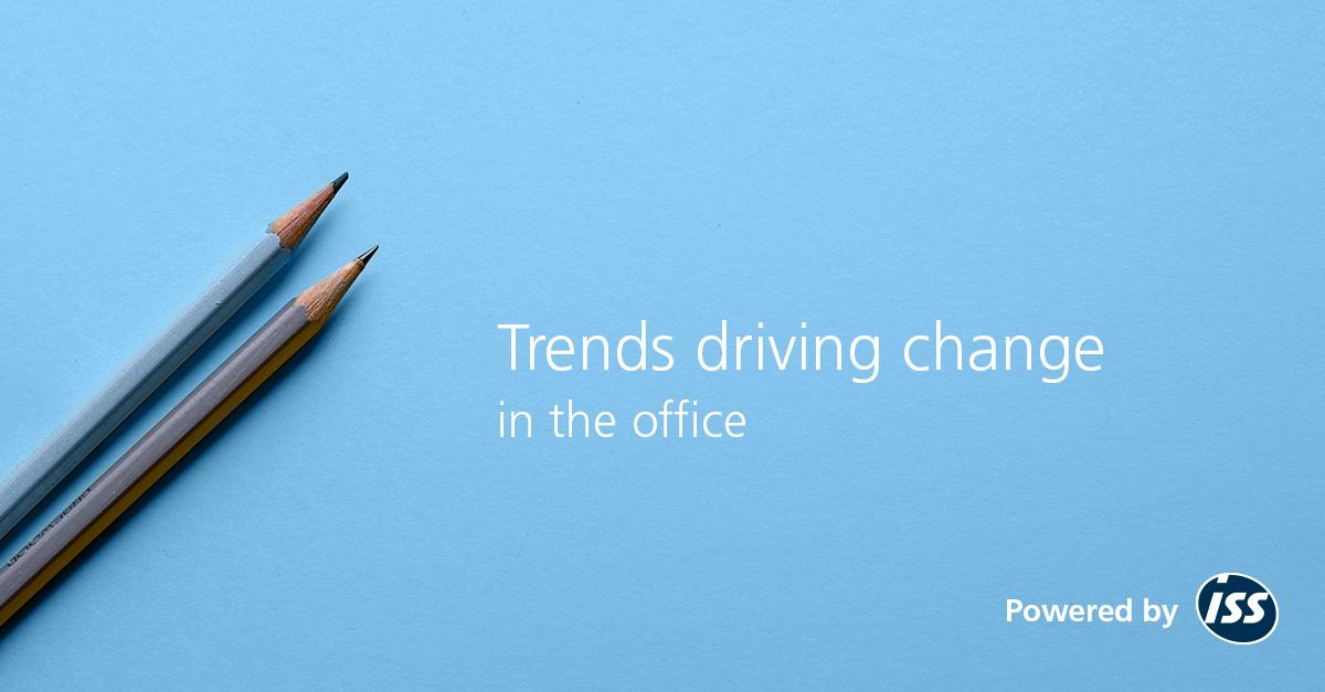 Toimisto muuttuu – neljä nousevaa trendiä