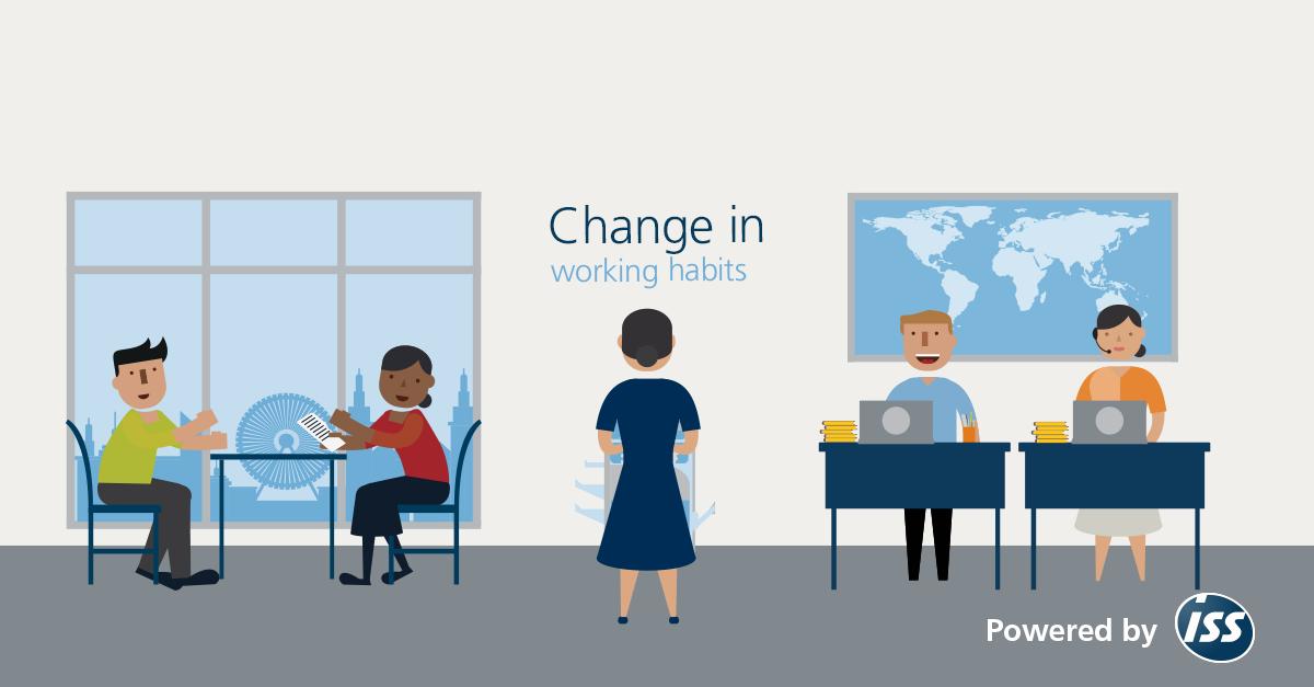 Miten työtapamme muuttuvat vuoteen 2020 mennessä?