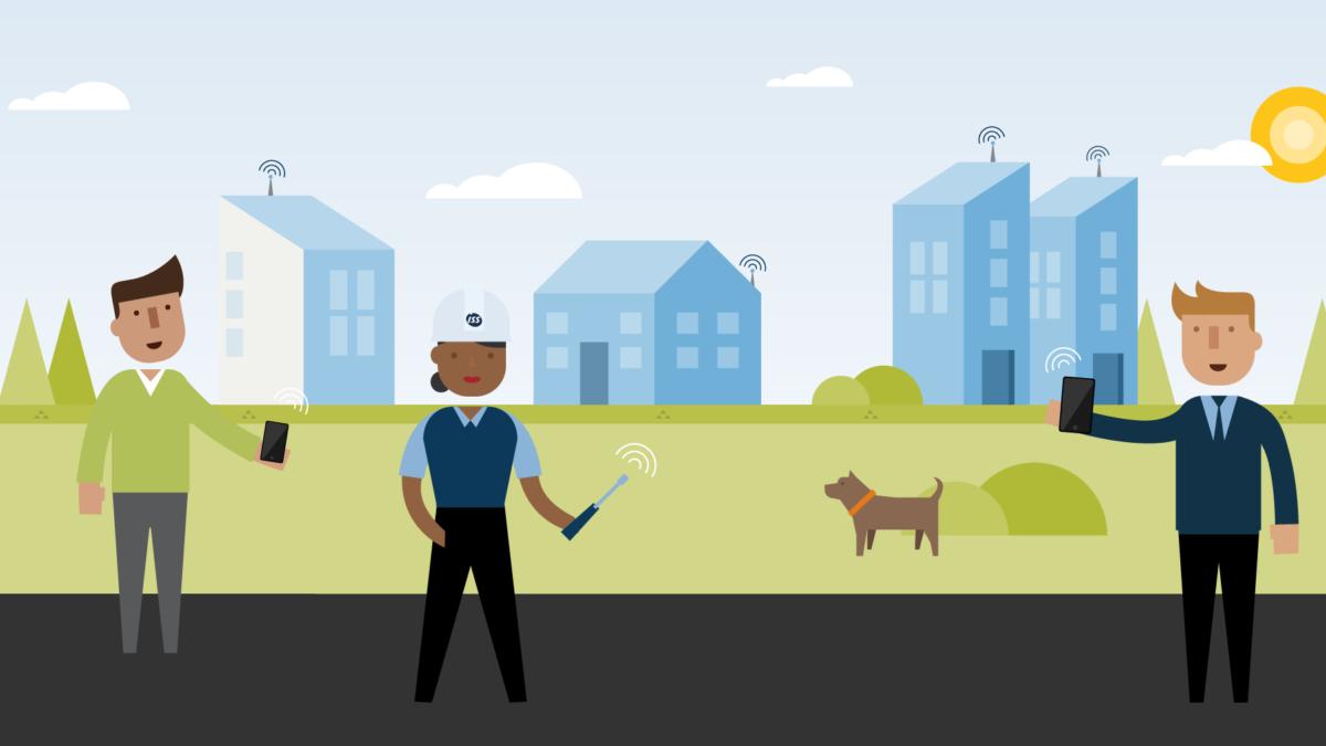 Mitä hyötyä esineiden internetistä on kiinteistön ylläpitopalveluille? 5 keinoa, joilla kiinteistönhuoltotiimit voivat hyötyä IoT:sta