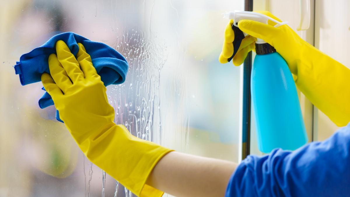 Siivousta oikeaan aikaan ja oikeassa paikassa